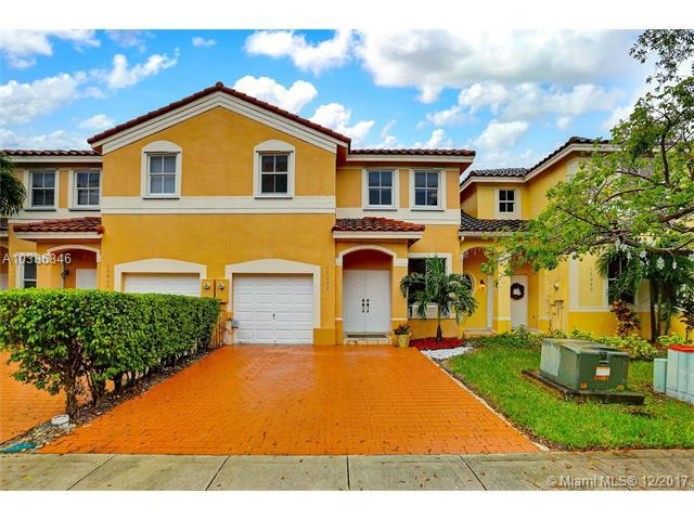 17030 SW 36th Ct #17030, Miramar, FL 33027 (MLS #A10386846) :: The Chenore Real Estate Group