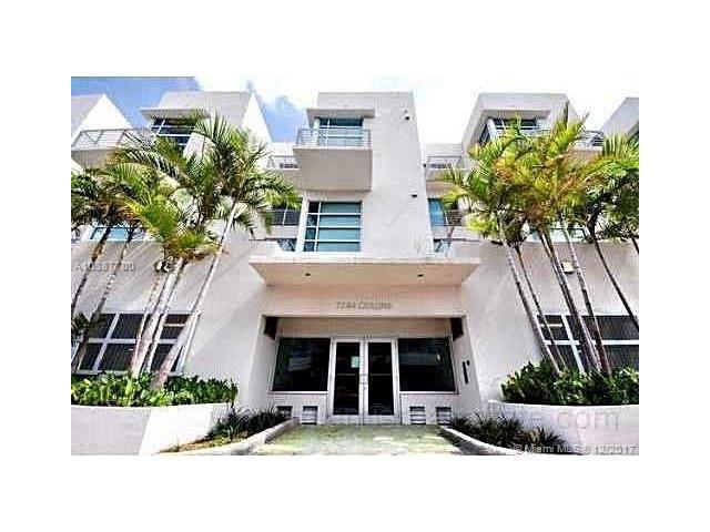 7744 Collins Ave #19, Miami Beach, FL 33141 (MLS #A10387700) :: The Erice Team