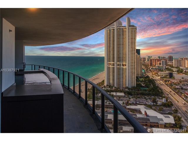 18555 Collins Ave #2503, Sunny Isles Beach, FL 33160 (MLS #A10387921) :: RE/MAX Presidential Real Estate Group