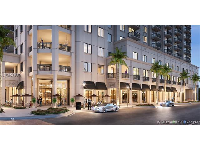 301 Altara Avenue Cu14, Coral Gables, FL 33146 (MLS #A10387999) :: The Erice Team