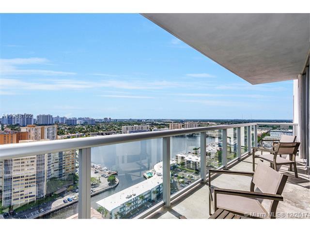 2602 E Hallandale Beach Blvd R1409, Hallandale, FL 33009 (MLS #A10388102) :: RE/MAX Presidential Real Estate Group