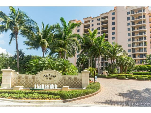 13621 Deering Bay Dr #203, Coral Gables, FL 33158 (MLS #A10388206) :: The Erice Team