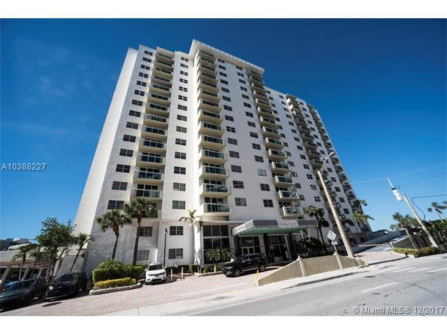3000 S Ocean Dr #1410, Hollywood, FL 33019 (MLS #A10388227) :: RE/MAX Presidential Real Estate Group