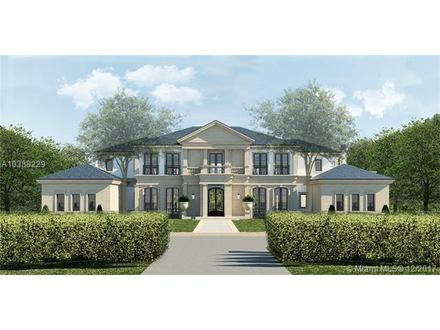 8815 Arvida Dr, Coral Gables, FL 33156 (MLS #A10388229) :: The Erice Team