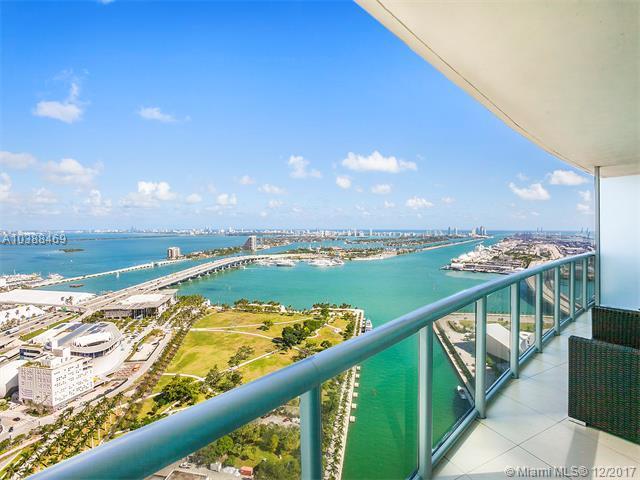 888 Biscayne Blvd #3912, Miami, FL 33132 (MLS #A10388469) :: The Erice Team