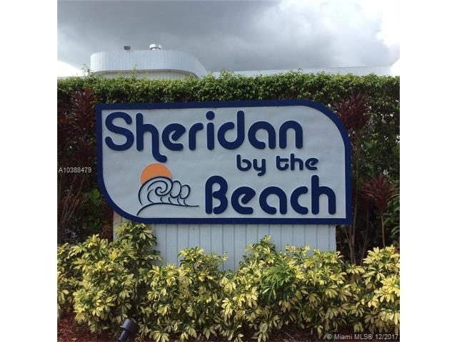 1400 Sheridan St 26J, Hollywood, FL 33020 (MLS #A10388479) :: RE/MAX Presidential Real Estate Group