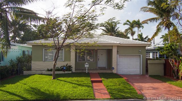 9164 Froude, Surfside, FL 33154 (MLS #A10388598) :: Stanley Rosen Group