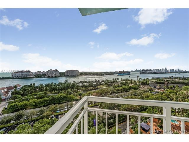400 S Pointe Dr #1005, Miami Beach, FL 33139 (MLS #A10388685) :: The Jack Coden Group