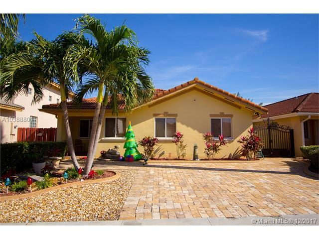 14523 NW 87 Pl, Miami Lakes, FL 33018 (MLS #A10388801) :: Green Realty Properties