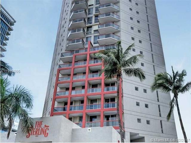6767 Collins Ave #405, Miami Beach, FL 33141 (MLS #A10389005) :: The Erice Team