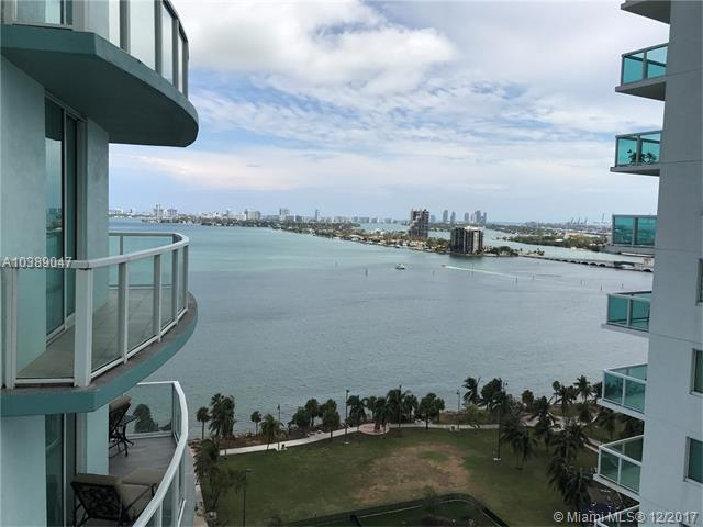 1900 N Bayshore Dr #1703, Miami, FL 33132 (MLS #A10389047) :: The Erice Team
