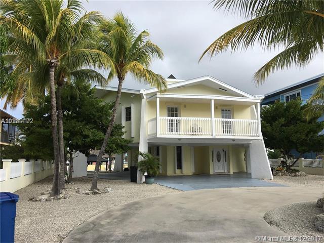 184 Bahamas Ave, Other City - Keys/Islands/Caribbean, FL 33037 (MLS #A10389172) :: The Erice Team