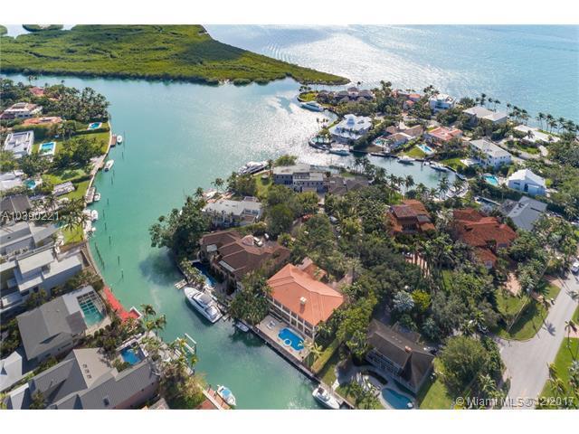 471 N Mashta Dr, Key Biscayne, FL 33149 (MLS #A10390221) :: Green Realty Properties