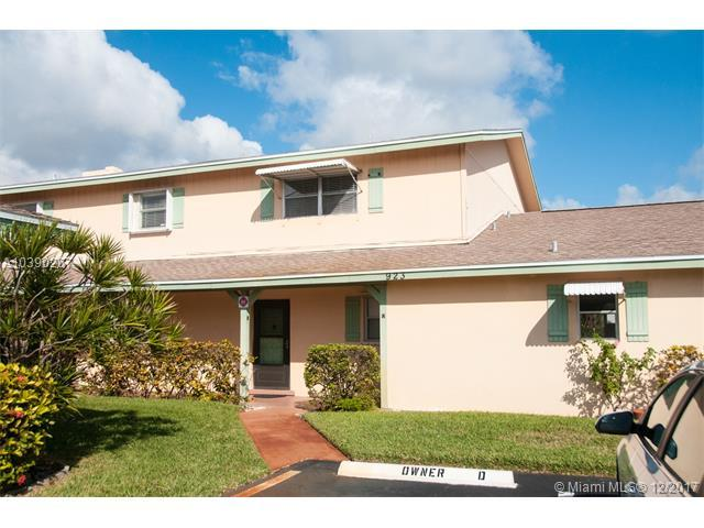 923 SE 10th St 3B, Deerfield Beach, FL 33441 (MLS #A10390267) :: The Teri Arbogast Team at Keller Williams Partners SW
