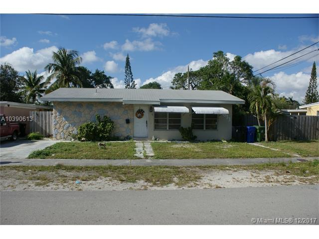 1033 SW 18th Ave, Fort Lauderdale, FL 33312 (MLS #A10390613) :: The Teri Arbogast Team at Keller Williams Partners SW