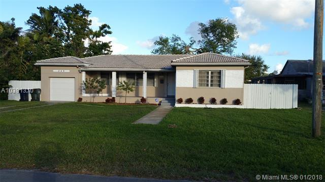 249 Cherokee St, Miami Springs, FL 33166 (MLS #A10391310) :: Hergenrother Realty Group Miami