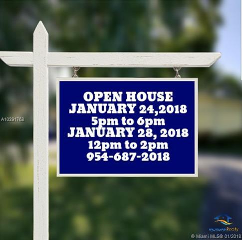 8640 Johnson St, Pembroke Pines, FL 33024 (MLS #A10391768) :: The Teri Arbogast Team at Keller Williams Partners SW