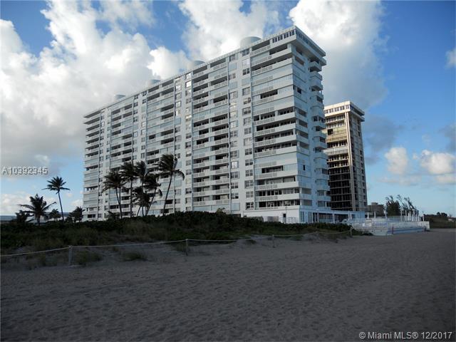 1200 S Ocean Blvd 14D, Boca Raton, FL 33432 (MLS #A10392345) :: The Teri Arbogast Team at Keller Williams Partners SW