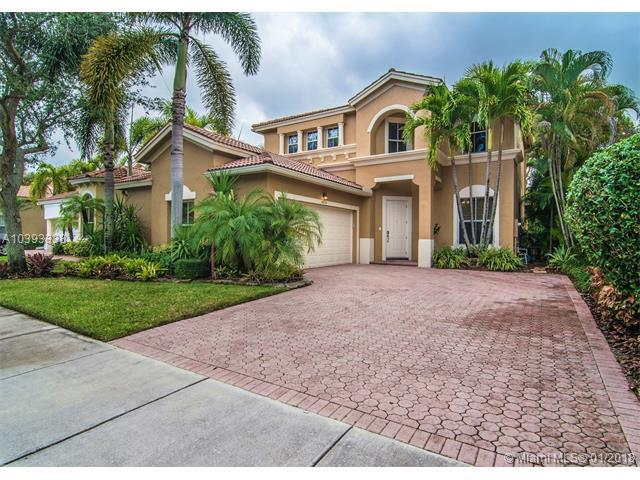 5815 NW 120th Ter, Coral Springs, FL 33076 (MLS #A10393338) :: The Teri Arbogast Team at Keller Williams Partners SW