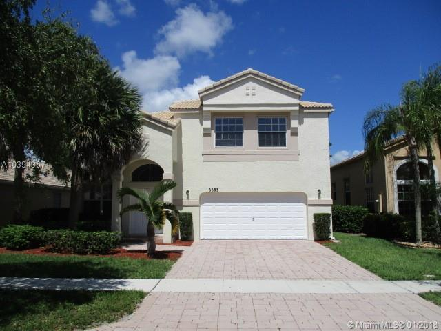 6683 Waverly Ln, Lake Worth, FL 33467 (MLS #A10394367) :: The Teri Arbogast Team at Keller Williams Partners SW
