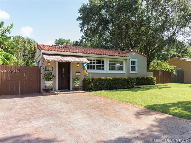 1045 NE 122nd St, North Miami, FL 33161 (MLS #A10395447) :: Green Realty Properties