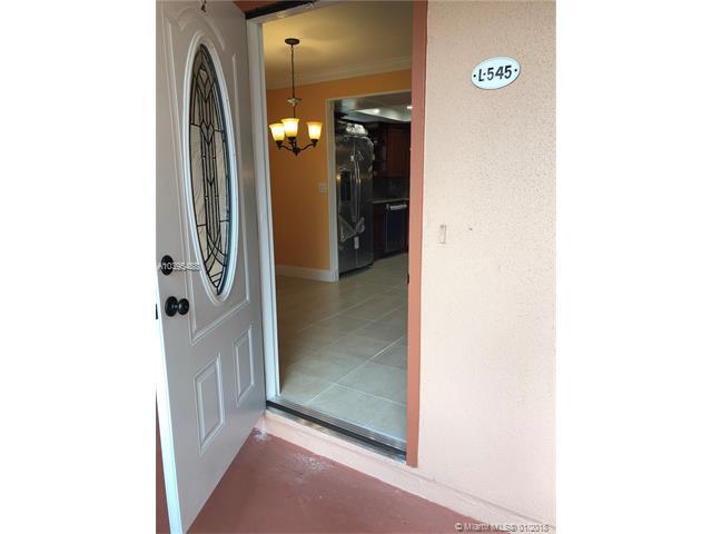 545 Saxony L #545, Delray Beach, FL 33446 (MLS #A10395488) :: Jamie Seneca & Associates Real Estate Team