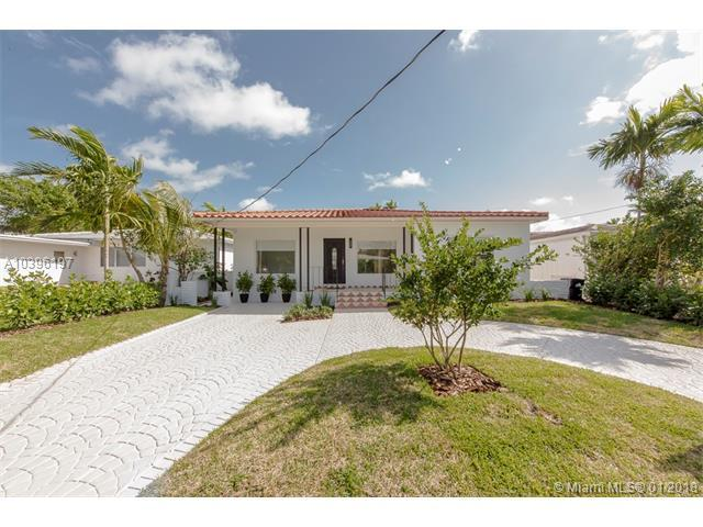 9065 Emerson Ave, Surfside, FL 33154 (MLS #A10396197) :: Live Work Play Miami Group