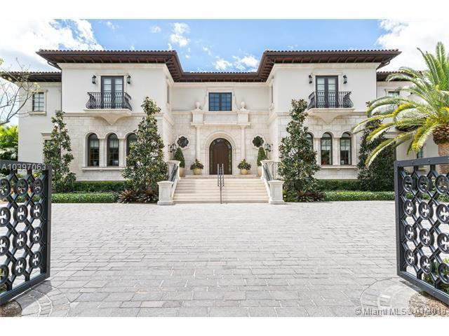 500 Arvida Pkwy, Coral Gables, FL 33156 (MLS #A10397063) :: The Riley Smith Group