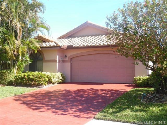 15408 Strathearn Dr, Delray Beach, FL 33446 (MLS #A10397877) :: Jamie Seneca & Associates Real Estate Team