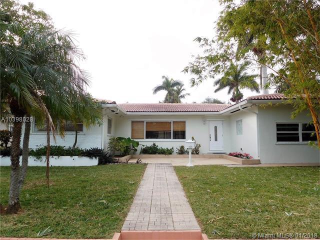 10610 NE 11th Ave, Miami Shores, FL 33138 (MLS #A10398028) :: Live Work Play Miami Group