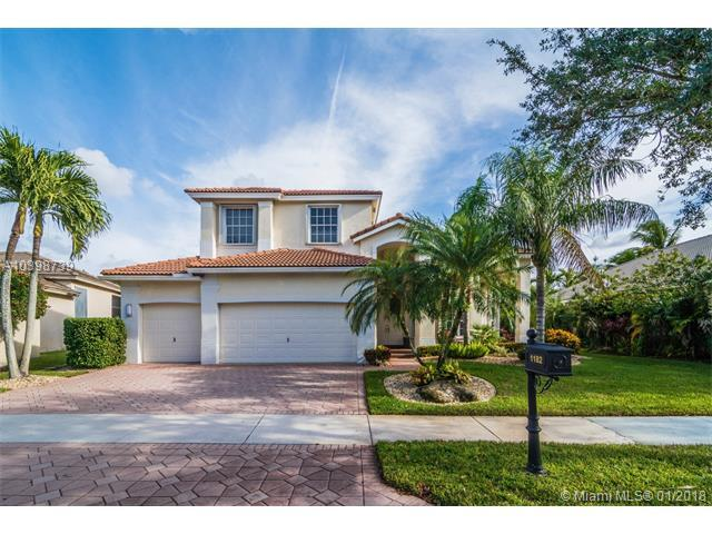 1182 Ginger Cir, Weston, FL 33326 (MLS #A10398739) :: The Teri Arbogast Team at Keller Williams Partners SW