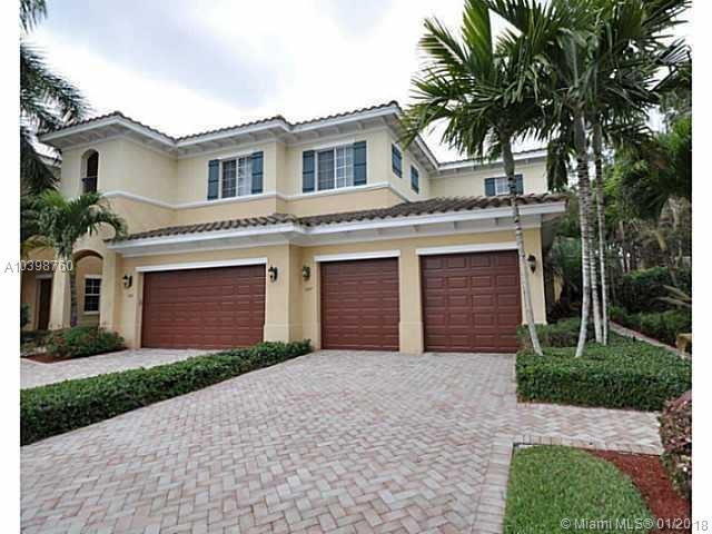 357 Chambord Ter #357, Palm Beach Gardens, FL 33410 (MLS #A10398760) :: The Teri Arbogast Team at Keller Williams Partners SW