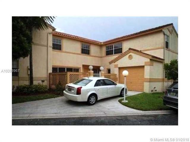 10959 Mainsail Dr #10959, Cooper City, FL 33026 (MLS #A10398967) :: Green Realty Properties