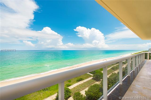 9595 Collins Ave #1102, Surfside, FL 33154 (MLS #A10399075) :: Live Work Play Miami Group