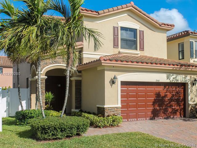 3543 W 88th St, Hialeah, FL 33018 (MLS #A10399280) :: Green Realty Properties