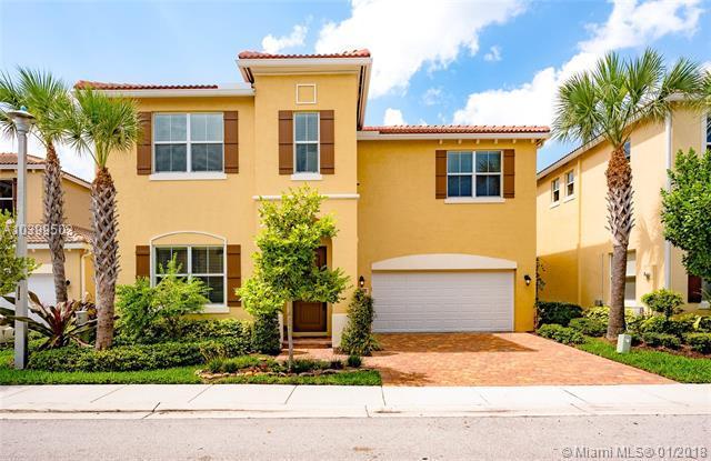 449 Tiffany Oaks Way, Boynton Beach, FL 33435 (MLS #A10399503) :: The Teri Arbogast Team at Keller Williams Partners SW