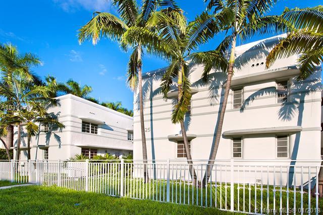 1525 Pennsylvania Ave #12, Miami Beach, FL 33139 (MLS #A10399593) :: Live Work Play Miami Group