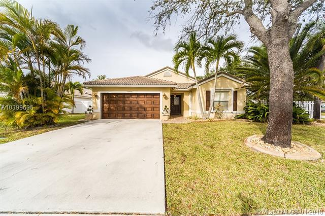 18729 NW 24th Ct, Pembroke Pines, FL 33029 (MLS #A10399635) :: Green Realty Properties