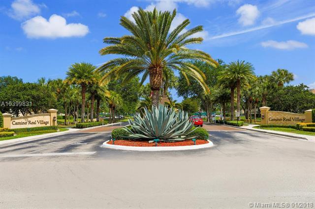 5851 Camino Del Sol #300, Boca Raton, FL 33433 (MLS #A10399831) :: The Teri Arbogast Team at Keller Williams Partners SW
