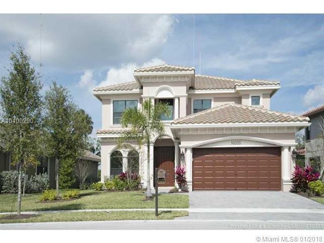 10355 Cameilla St, Parkland, FL 33076 (MLS #A10400290) :: Melissa Miller Group