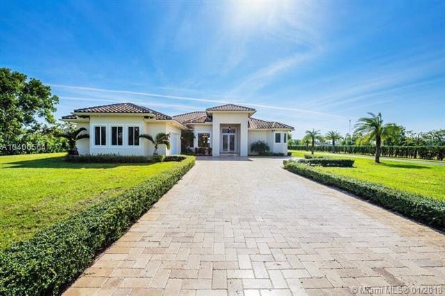 21500 SW 232nd St, Homestead, FL 33031 (MLS #A10400504) :: Green Realty Properties