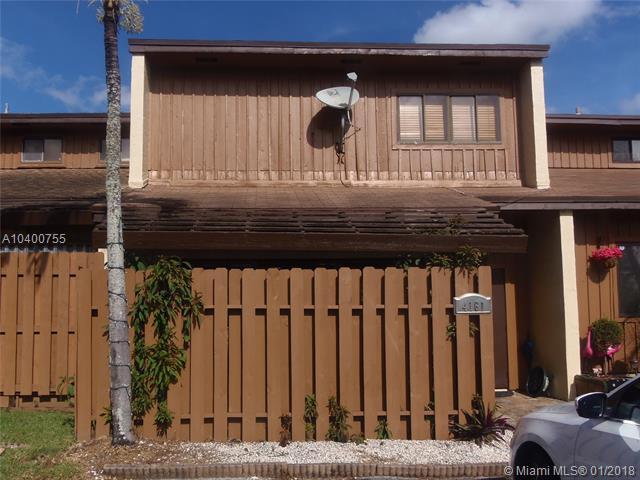 4161 S Pine Island Rd #4161, Davie, FL 33328 (MLS #A10400755) :: Castelli Real Estate Services