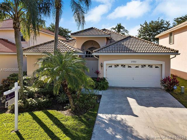 7771 NW 29th St, Margate, FL 33063 (MLS #A10400886) :: Jamie Seneca & Associates Real Estate Team