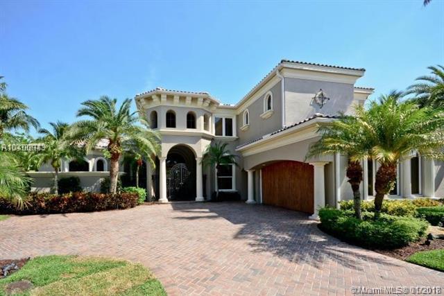 135 Via Quantera, Palm Beach Gardens, FL 33418 (MLS #A10400943) :: The Teri Arbogast Team at Keller Williams Partners SW