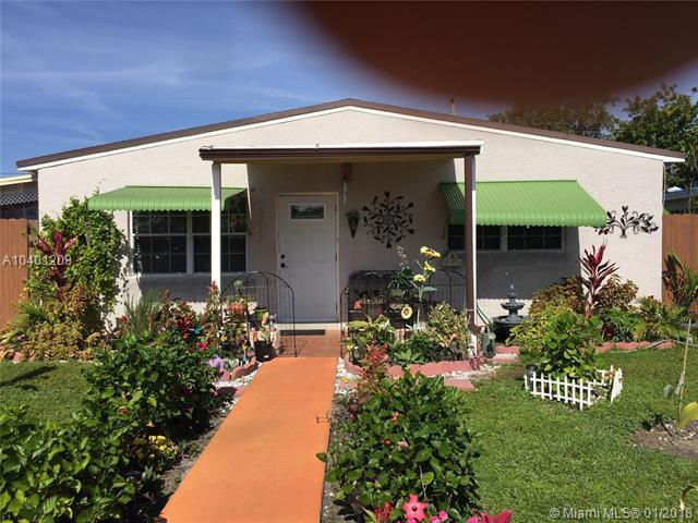 6217 SW 22nd St, Miramar, FL 33023 (MLS #A10401209) :: Melissa Miller Group