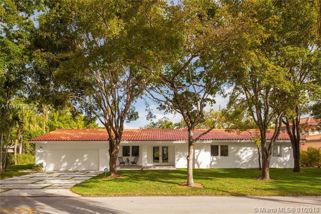 4101 Segovia St, Coral Gables, FL 33146 (MLS #A10401253) :: Carole Smith Real Estate Team