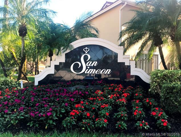 3688 San Simeon Cir #3688, Weston, FL 33331 (MLS #A10401388) :: The Teri Arbogast Team at Keller Williams Partners SW