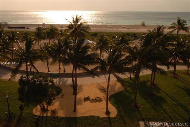 834 Ocean Dr #506, Miami Beach, FL 33139 (MLS #A10401497) :: Live Work Play Miami Group