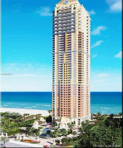 17449 Collins Ave #3201, Sunny Isles Beach, FL 33160 (MLS #A10401611) :: Live Work Play Miami Group