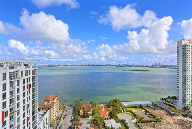 600 NE 27th St #2201, Miami, FL 33137 (MLS #A10401631) :: The Riley Smith Group